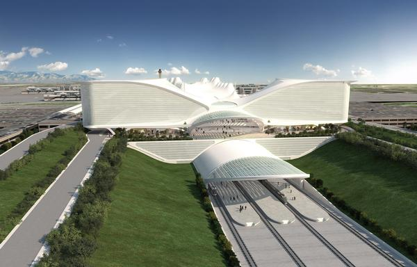 Calatrava Plan DOA at DIA