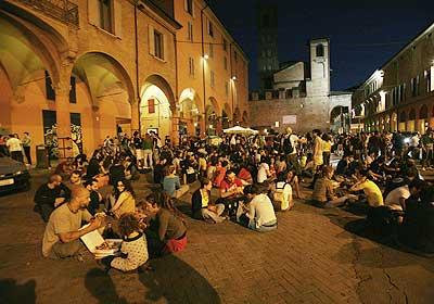 Piazza Giuseppe Verdi (courtesy Gabriele Manella)