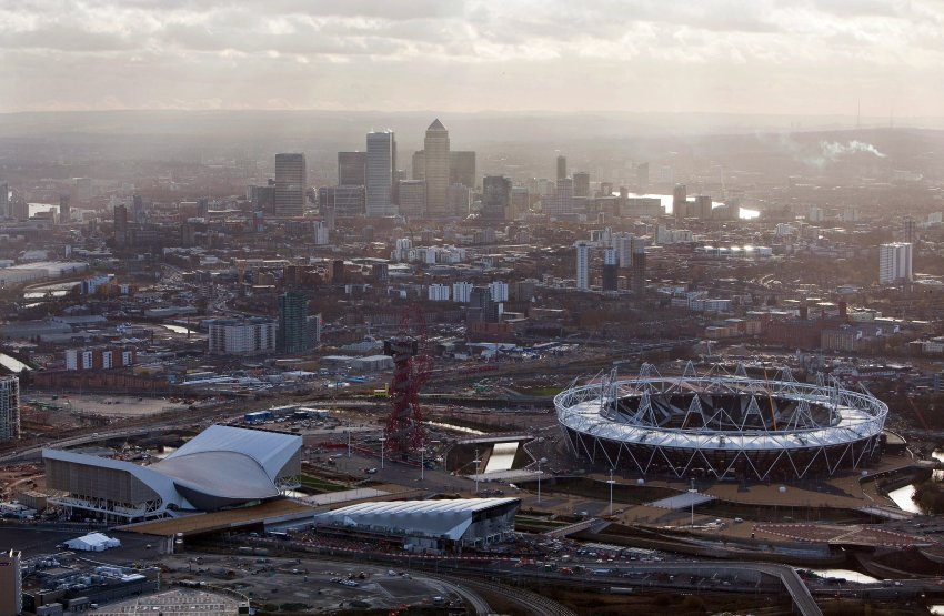 London Calling: Investigating Post-Olympics Regeneration in the East End