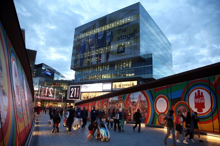 London 2012 - Vorbereitungen