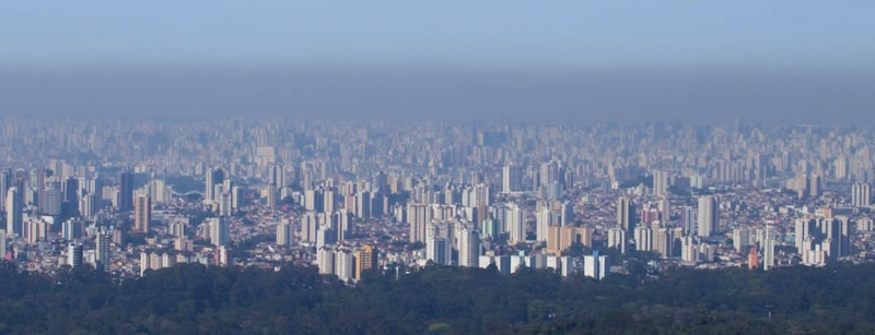 3 Sao Paolo Air Pollution