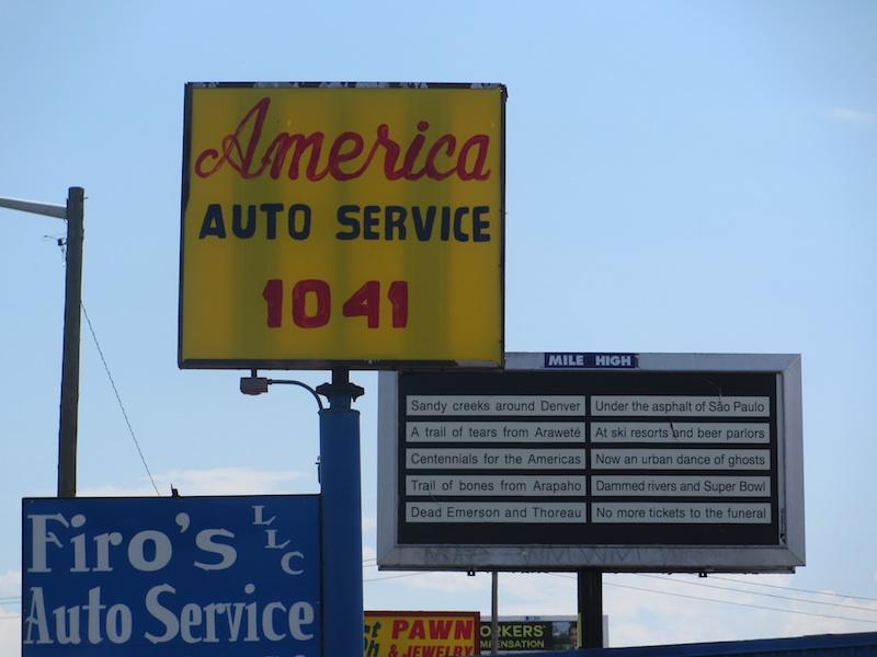 Continental Scar Tissue, 1025 Federal Boulevard (D. Saitta)