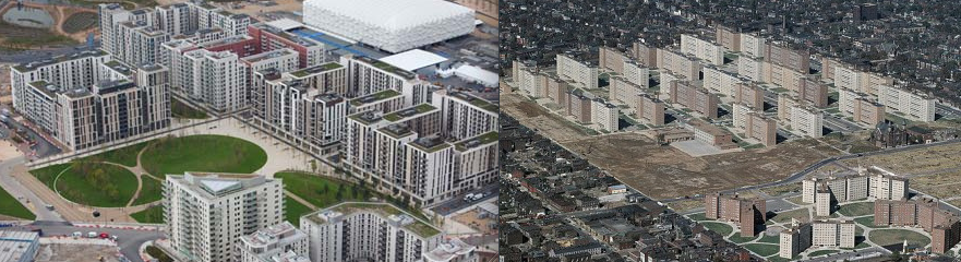 Revisiting Post-Olympics Regeneration in London: Is Chobham Manor the New Pruitt-Igoe?