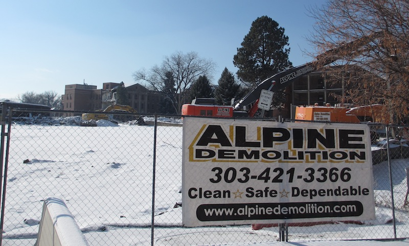 Demolition Denver: What Matters in Urban Renewal?